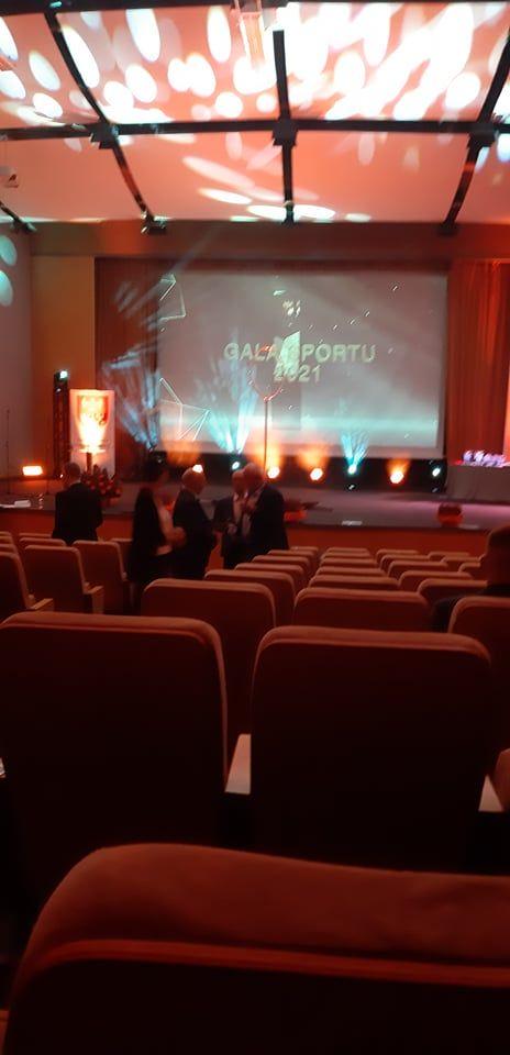 GALA SPORTU WARMII I MAZUR – Nagrody dla 6 przedstawicieli KSC!